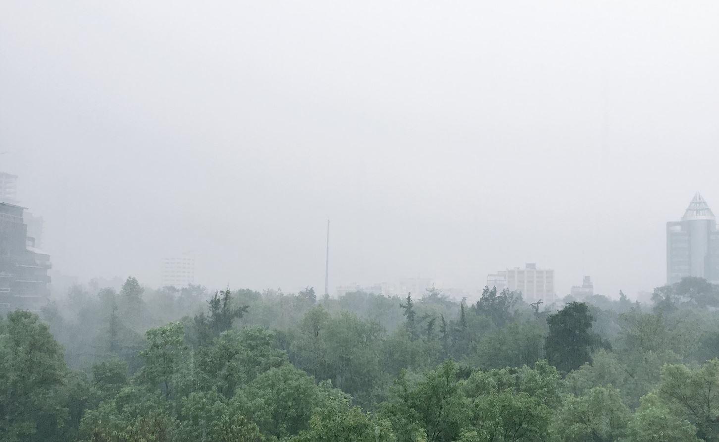 lluvia provoca desbordamiento canales y encharcamientos nueve delegaciones cdmx