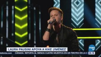 Kike Jiménez triunfa luego participación en La Voz México
