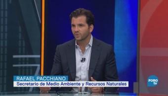 Alebrijes entrevistan Rafael Pacchiano Zargazo Quintana Roo