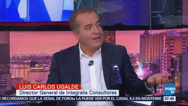 Luis Carlos Ugalde analiza trabajo legislativo del Congreso de la Unión