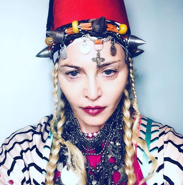 Madonna celebra sus 60 años en Marrakech