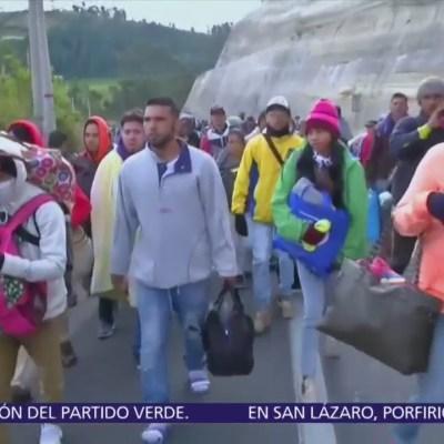 Madres e hijos cruzan de Venezuela a Colombia por tratamientos médicos