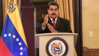 Maduro culpa al presidente Santos de atentado en su contra