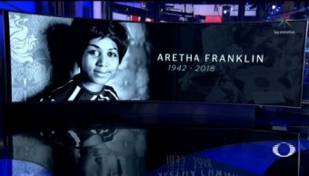 Aretha Franklin Mejor Voz Todos Tiempos