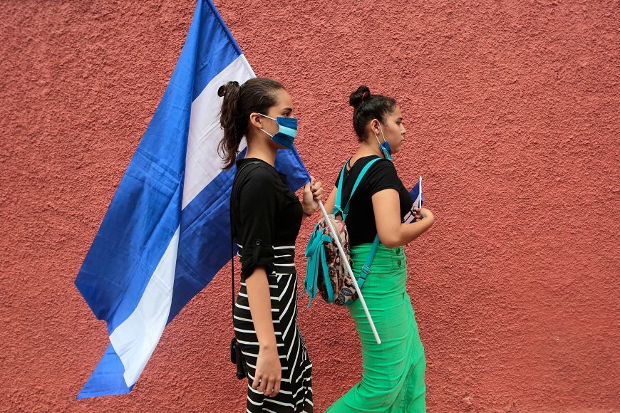 Nicaragua expulsa a ONU tras informe sobre derechos humanos