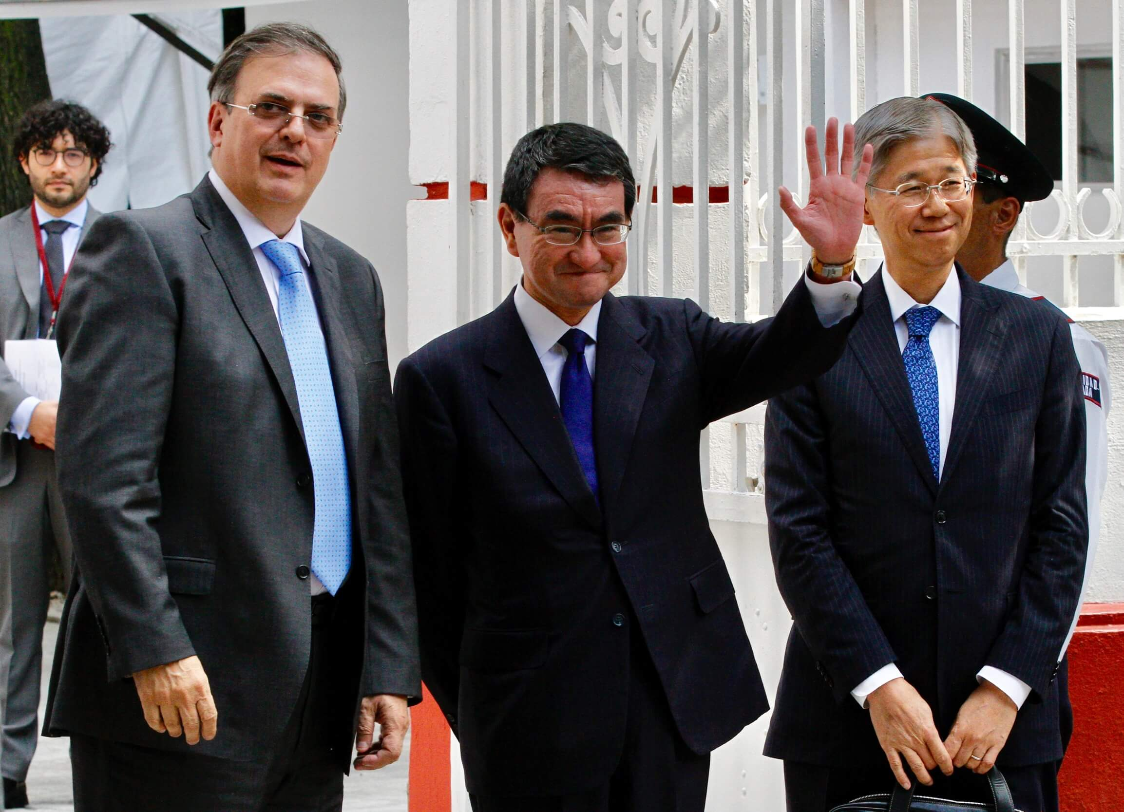 Japón espera cierre de TLCAN para aumentar inversión en México