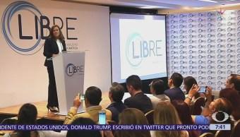 Margarita Zavala regresa a vida política con la asociación civil 'Libre'