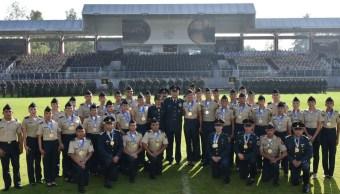 Sedena ascensos a 44 medallistas de Barranquilla 2018