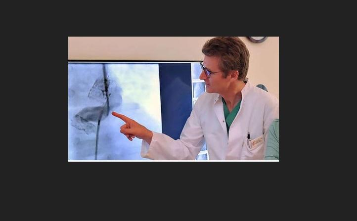 Médicos alemanes logran que un bebé viva con medio corazón