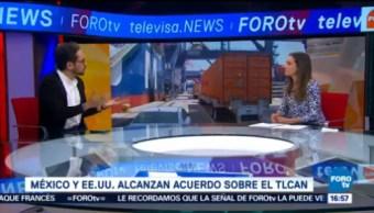 México Acaba Ganando Acuerdo Comercial Genaro Lozano Acuerdo Comercial Con Estados Unidos Donald Trump