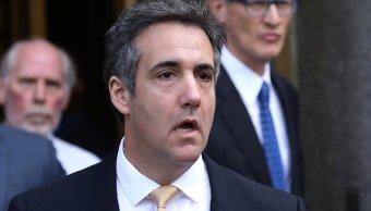 Michael Cohen fue citado por caso contra Fundación Trump