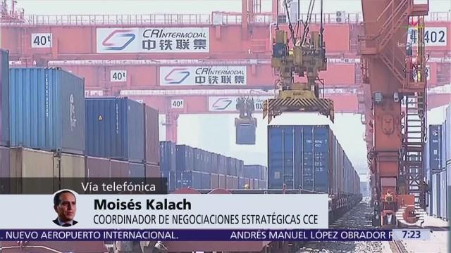 Moisés Kalach Canadá regresará a negociación TLCAN