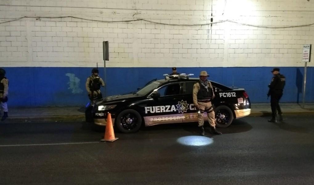 Redoblan vigilancia tras ataque a bares en Monterrey, NL