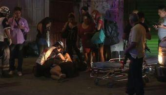 Asesinatos en bares de Monterrey; hay cuatro muertos
