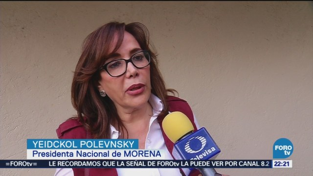 Morena Aplaza Elecciones Frena Afiliaciones Partido Congreso Nacional De Morena Consejo Nacional Yeidckol Polevnsky
