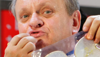 Muere el chef Joël Robuchon, número 1 en estrellas Michelin