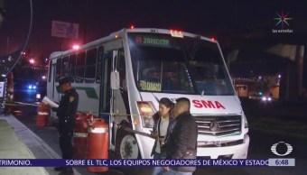 Muere pasajero de camión que se resistió a asalto