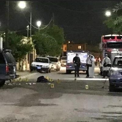 Asesinan a cuatro hombres en Hermosillo, Sonora