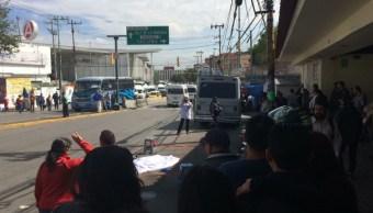 Muere atropellada mujer con bebé en brazos en México Tacuba