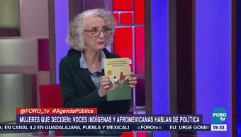 Mujeres Indígenas Afromexicanas Hablan Política Libro