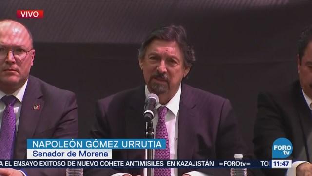 Napoleón Gómez Urrutia deja atrás conflicto que considera injusto e innecesario