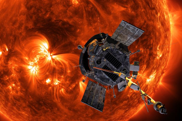 La más increíble misión de la historia: tocar el sol