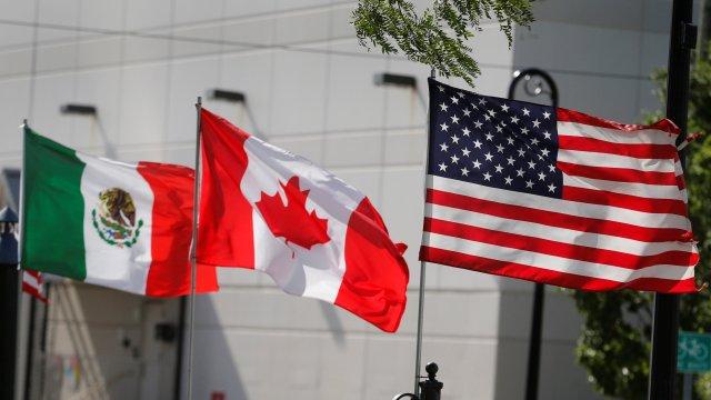 Negociaciones entre Estados Unidos y Canadá han concluido