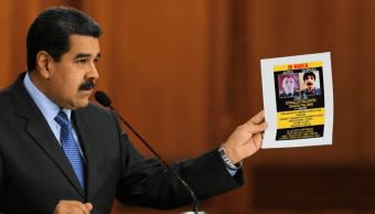 Atentado contra Maduro; hay 19 personas vinculadas