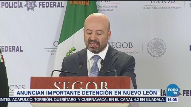Detienen Dos Miembros Cártel Del Golfo Nuevo León