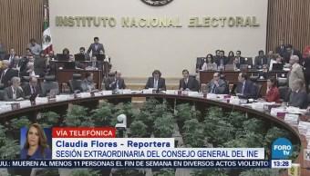 Lorenzo Córdova México Cuenta Reglas Robustas Materia Fiscalización Electoral