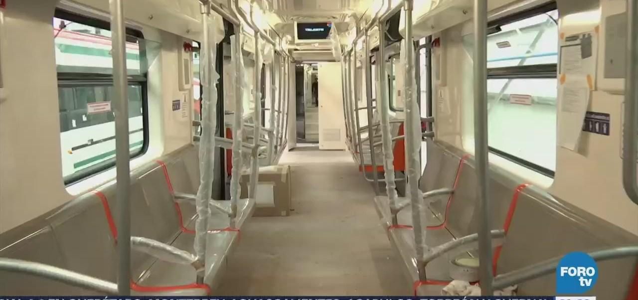 Nuevos Trenes Metro Cdmx Ciudad de México
