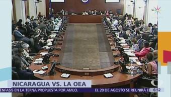 OEA México está en grupo de trabajo