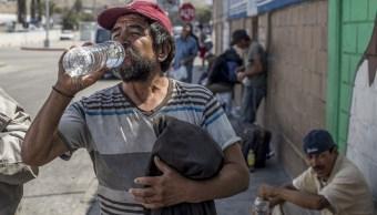 Calor y lluvias afectarán el territorio de México: SMN