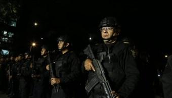 Operativos en CDMX dejan 100 detenidos, la mayoría son mujeres