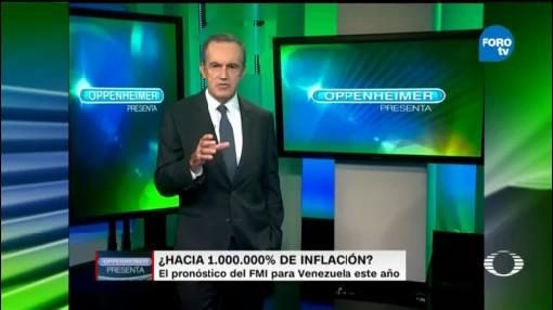 Oppenheimer Programa Agosto Economía Venezuela Inflación