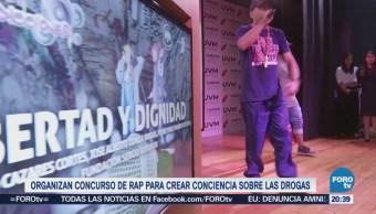 Organizan Concurso Rap Crear Conciencia Drogas Consejo Ciudadano