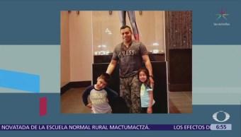 Padre migrante mexicano en EU fue detenido en autobús
