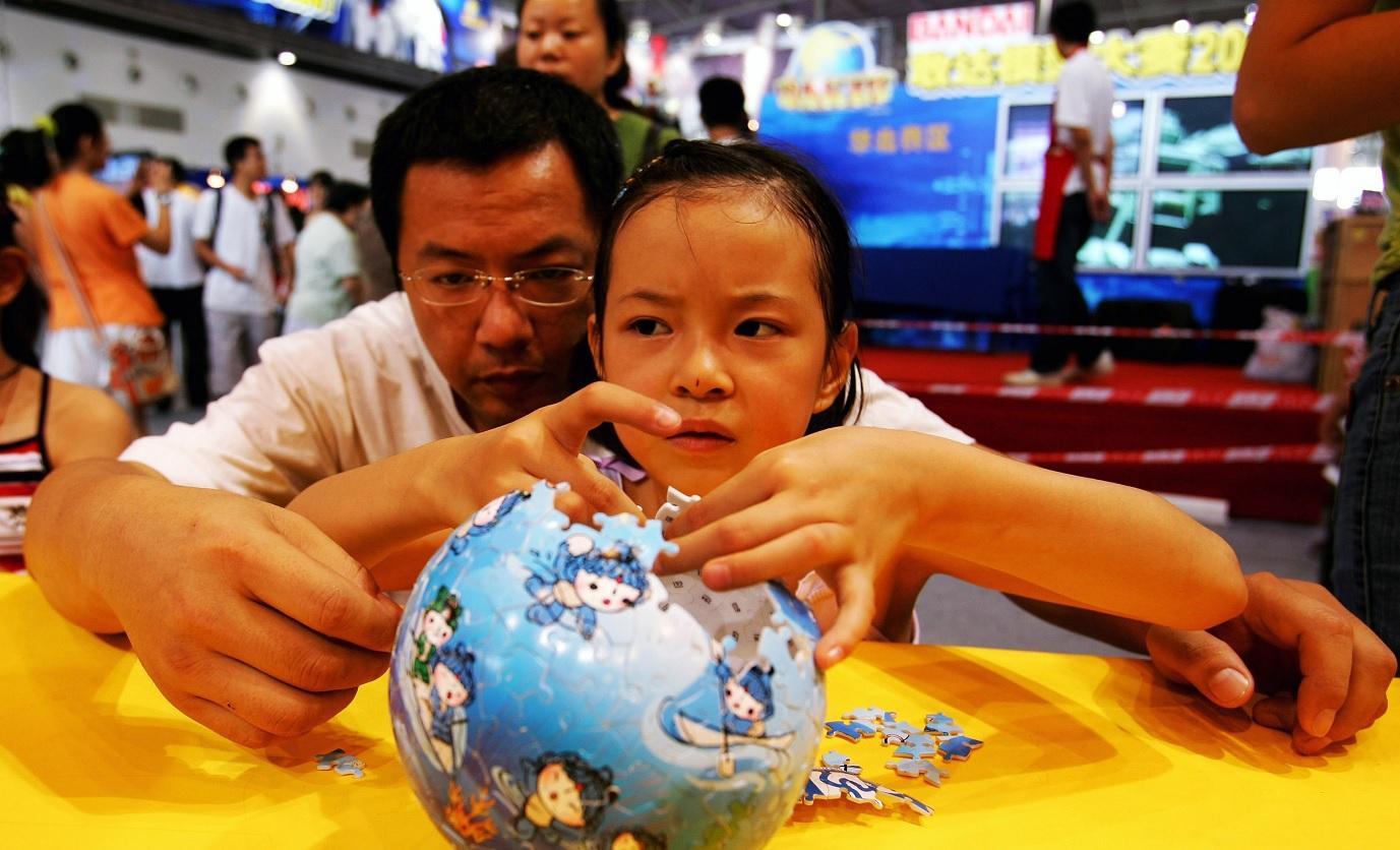 China podría desechar la política de dos hijos
