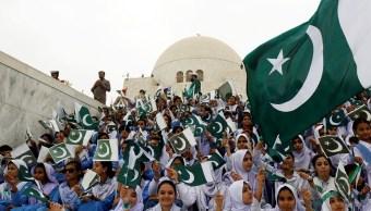 Pakistán celebra 71 años de independencia