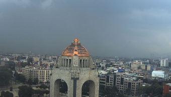 Prevén lluvias para la CDMX; termómetro marcará 25 grados