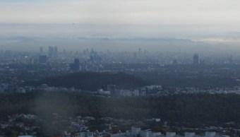 Ciudad de México presenta buena calidad del aire