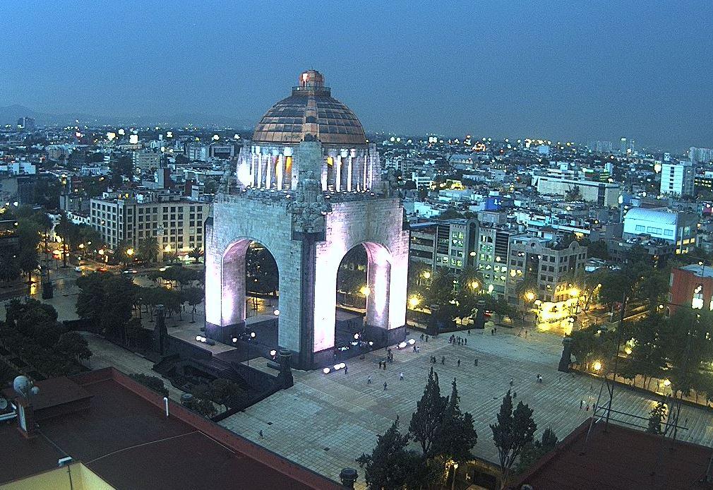Prevén lluvias y posible caída de granizo Ciudad de México