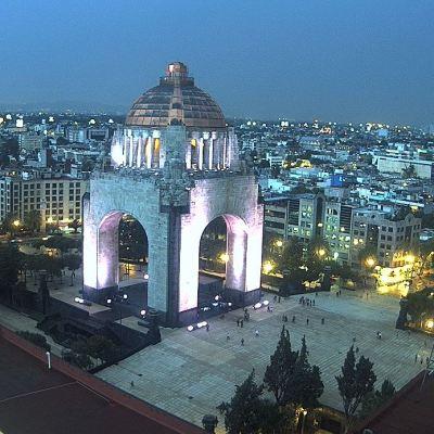 Prevén lluvias y posible caída de granizo en la Ciudad de México