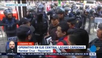 Policías Cdmx Detienen Narcomenudista Durante Operativo