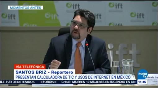 Presentan Calculadora Cobertura Internet México