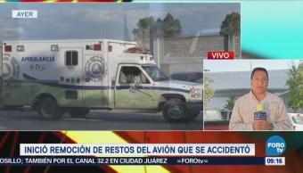 Pasajeros avión Aeroméxico siniestrado revelan llamadas