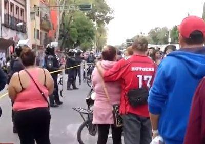 Una balacera deja dos muertos en el centro de la CDMX