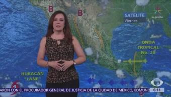 Potencial, Lluvias, Mayor Parte, México
