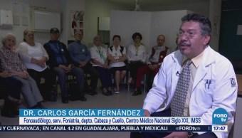 Pierden Voz Salvan Vida Cáncer Laringe Garganta