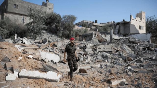 Gaza vive ola de violencia; Hamas e Israel se enfrentan
